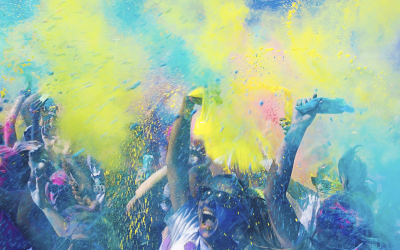 Colour Festival July 17th – 20th 2020