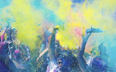 Colour Festival July 17th – 20th 2020