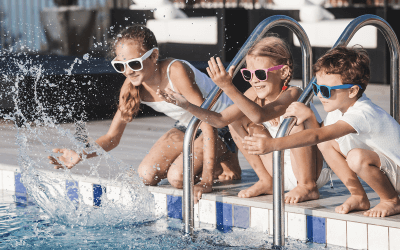 New outdoor pool to open for Easter 2020!